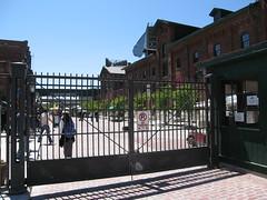 Famous gates