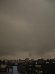 London Hail Storm 130606 #3