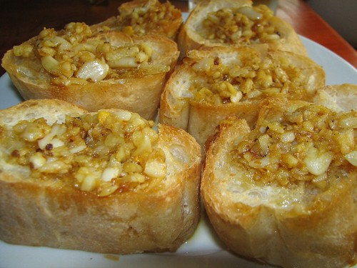 Garlic breads - Bao Lam- Bat Dan