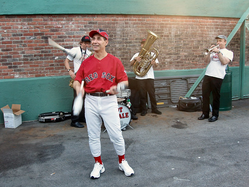 Red Sox Gong Show