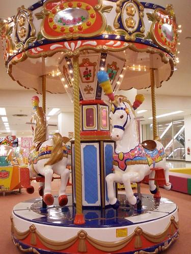 teeny-weeny carousel