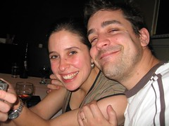 Sarah and Duncan