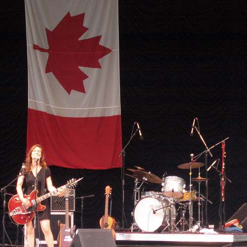 feist - live at summer stage - nyc - june 25th 2006