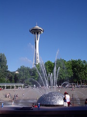 Look! The Space Needle!