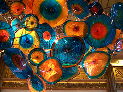 Glass Sculpture - Dale Chihuly