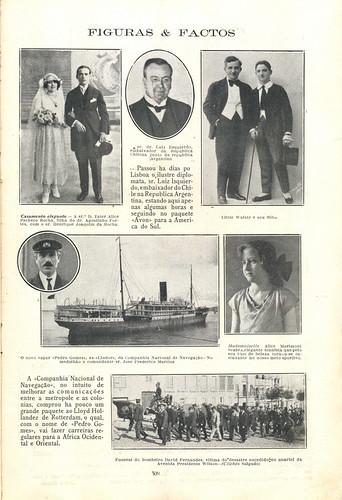 Ilustração Portuguesa, September 23 1922 - 22