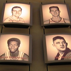 Springfield Basketball Hall of Fame
