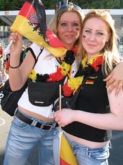 German girls in Berlin photo by WorldCupBlog.org