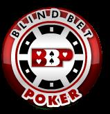 blind bet poker logo