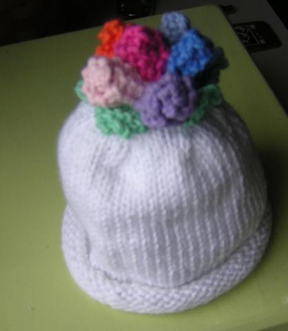 bouquet hat 2