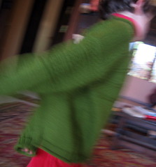 blurry jumper