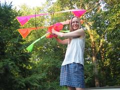 Me & a plane kite