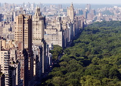 Central Park and its Western Escarpment photo by Richard-