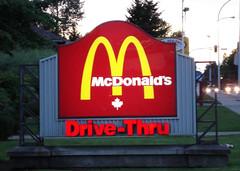 Surrey-McDonalds