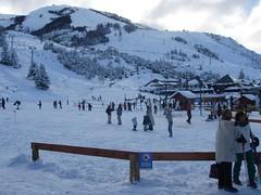 Cerro Catedral - 02 - Skiers