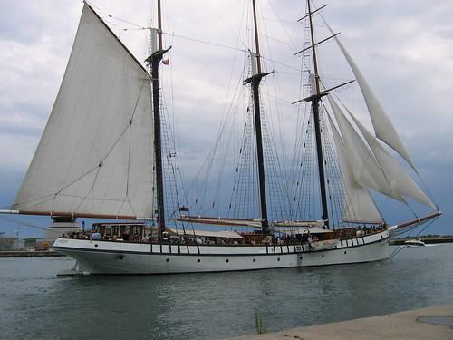 The Empire Sandy Tall Ship Toronto