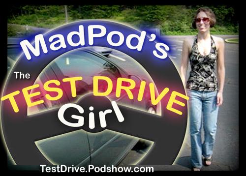 TestDriveGirl's Podcast