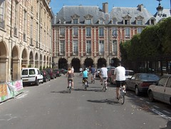 Paris Bike Tour 1