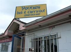 RIP Young's Deli