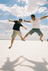 mega jumps at salt lake