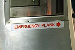 Emergency Plank