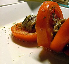 Sardines & Tomates .. Blog Appétit édition 09# 23.08.2006