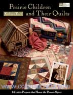 B798tPrairieChildrenandTheirQuilts