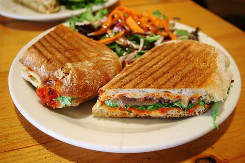 hoho, my sandwich!