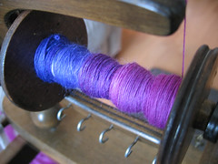 Spinning progress!
