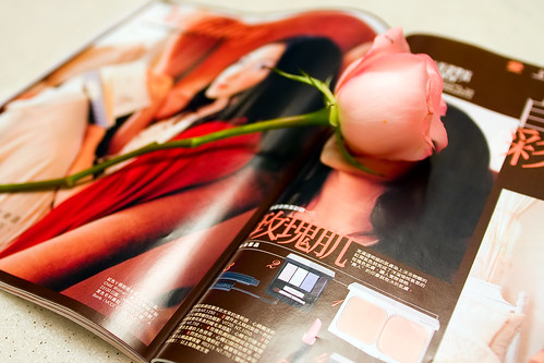 Rose or Makeup?