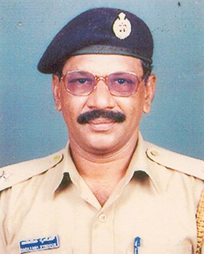 Dakshina Kannada District Police: Police Medal For Meritorious