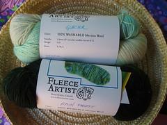 Fleece Arstist Merino Sock