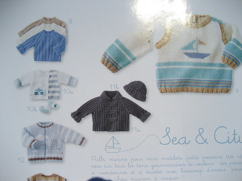 from Phildar Layette, Spring-Fall 2006