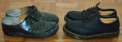 7 year old doc martens with new doc martens