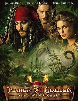 piratas del caribe cartel film el cofre del hombre muerto 1
