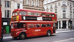 Double deck bus à Londres