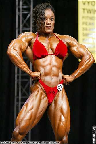 Kim Perez At The Europa Pro Show