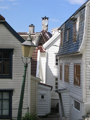 Rue tordue de Bergen