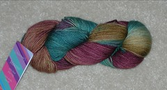 Fleece Artist skein