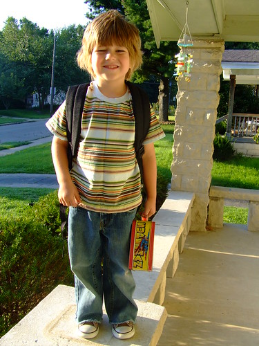 first day of pre-k