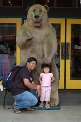 Argh! A Bear!