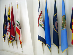 Arizona Memorial - Flag Room