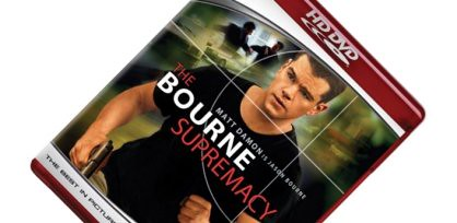 Bourne Supremacy HD DVD