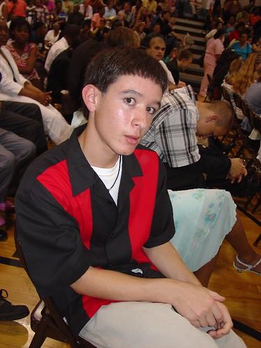 Anthonys graduation