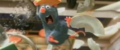 """Teaser trailer de """"Ratatouille"""" en francés."""