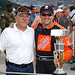 Tony Stewart and Father