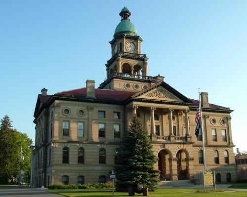 Van Buren County Courthouse, Paw Paw, MI