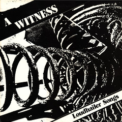 a witness | loudhailer songs
