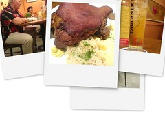 Pork Knuckle Collage