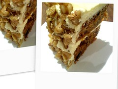 Carrot Cake Collage